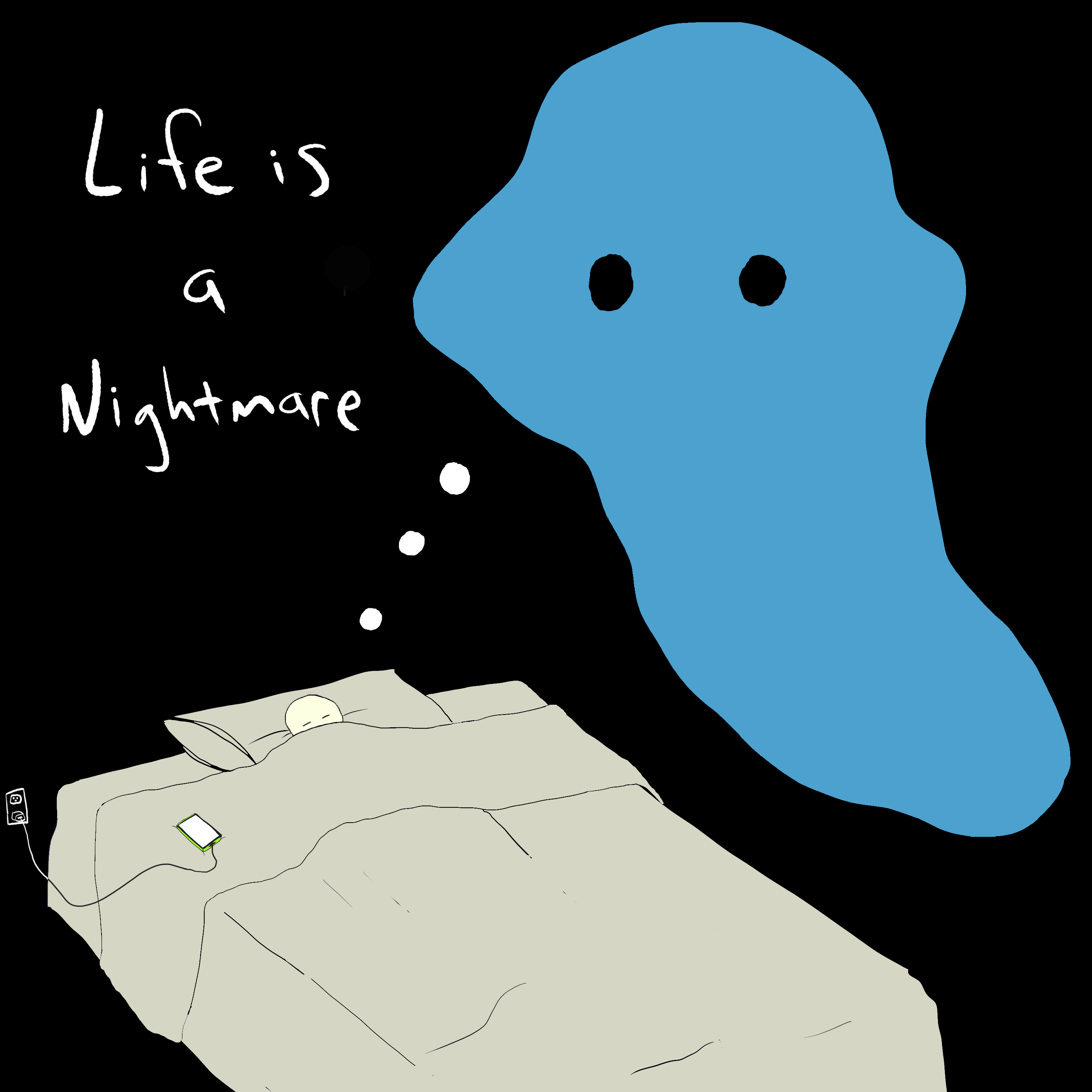 Life is a Nightmare cover art